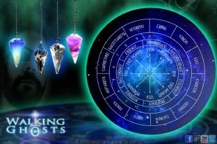 4x set Divination Pendulum & Talking Board Dowsing Paranormal Magick UK